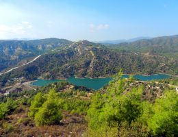 tours in cyprus troodos