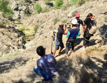team building climbing activities