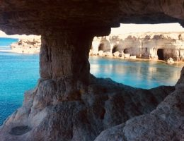 sea caves cyprus
