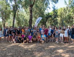 team building by kapriza Cyprus