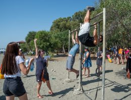 Team sports Activities limassol cyprus
