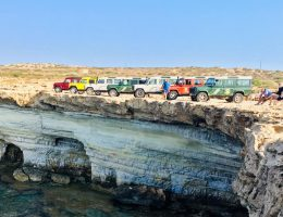 Jeep tours cyprus
