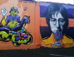 graffiti tour limassol