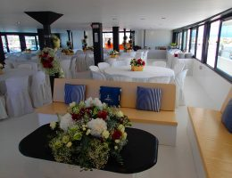 corporate event - sailing corporate parties