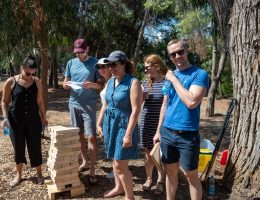 team building games for companies cyprus