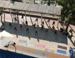 fitness event cyprus