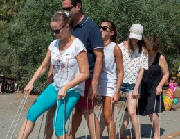 team building - sports day cyprus