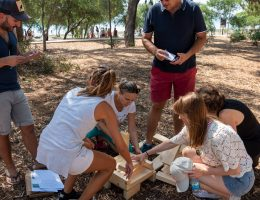 corporate team building activities cyprus